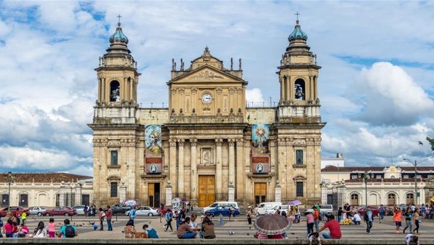 GUATEMALA, Executive Guatemala