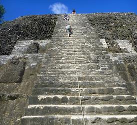 Experience Lamanai Tour, Mayan Tours in Belize
