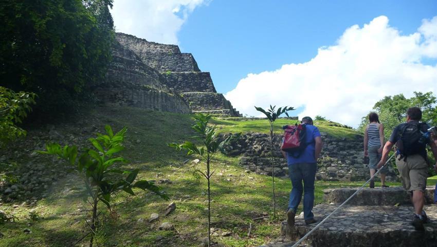 4, Experience Lamanai Tour