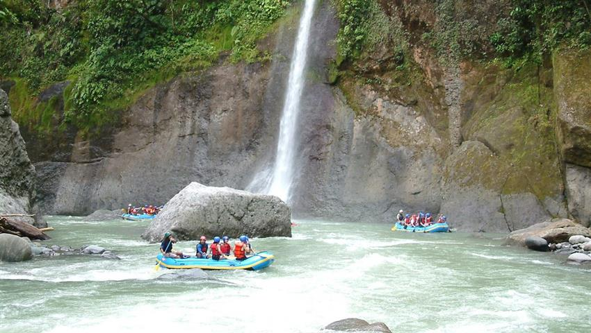 Pacuare 2 Days Trip rafting, Pacuare 2 Days Trip