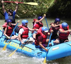 Pacuare 2 Days Trip, Water Activities in Limon, Costa Rica
