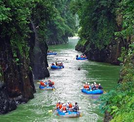 Pacuare 1-Day Trip, Water Activities in Limon, Costa Rica