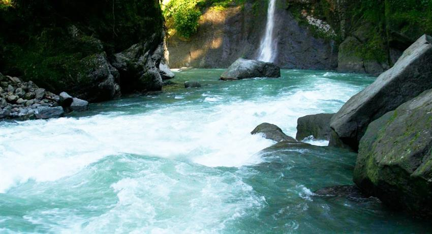 pacuare river, Pacuare 1-Day Trip