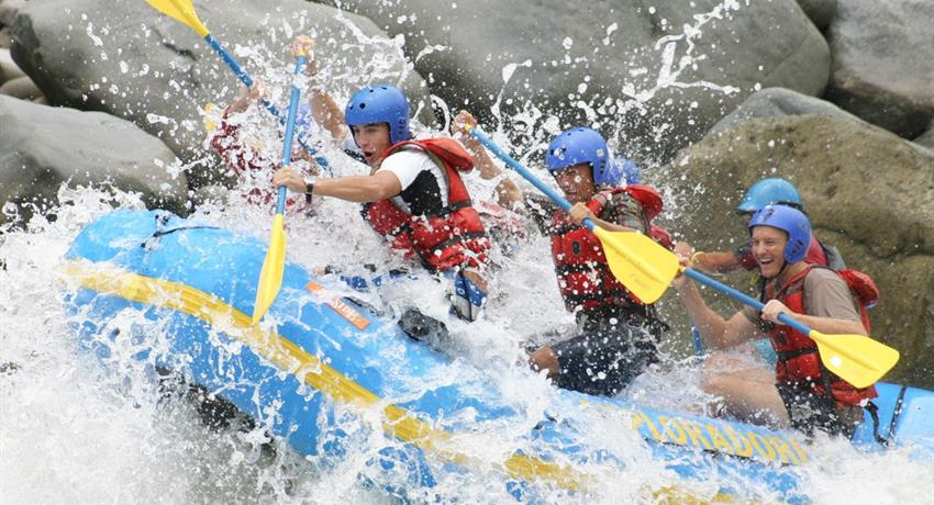 Pacuare river rafting, Pacuare 1-Day Trip
