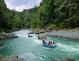 Reventazon River Tour
