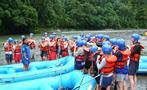 reventazon river tour team, El Carmen Section
