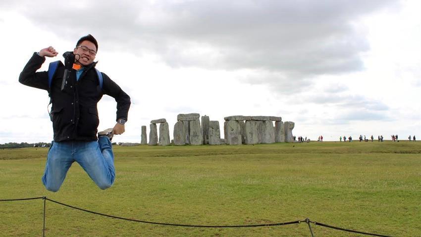Explore Stonehenge - TIQY 5, Explore Stonehenge