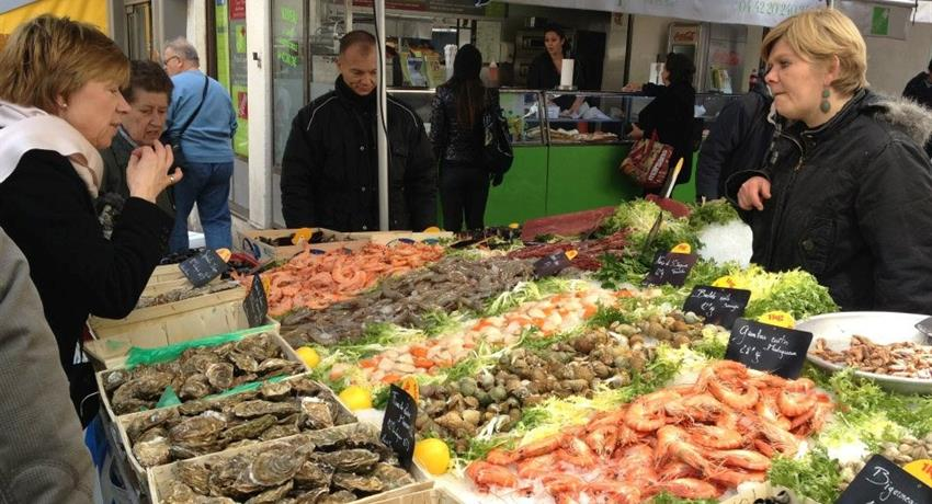 farmers, Farmers Market & Food Shop Tour