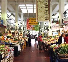 Farmer's Market Food Tour