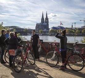Fascinating Cologne Bike Tour