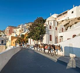 First Impressions, Walking Tours in Greece