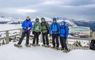Group Picture, Primeros Pasos Exploradores de Nieve