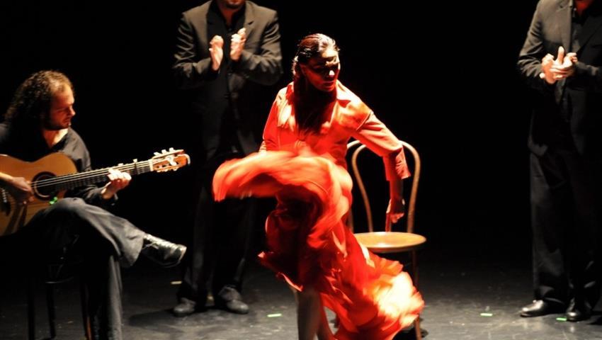 flamenco performance - Tiqy, Flamenco y Tour de Tapas de Noche