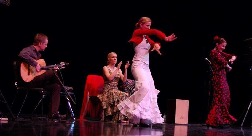 Show de flamenco con enjoy tapas madrid, Tapas and Flamenco Show