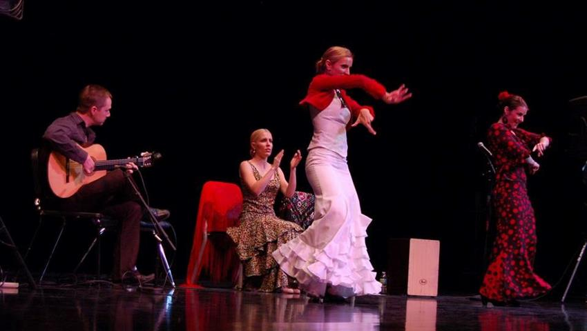 Show de flamenco con enjoy tapas madrid, Tapas and Flamenco Show