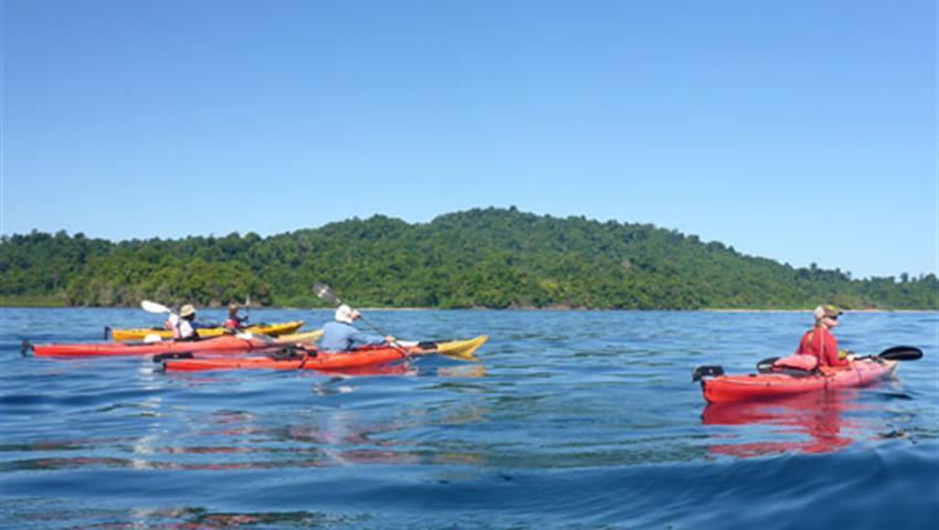 1, Día en Isla Coiba