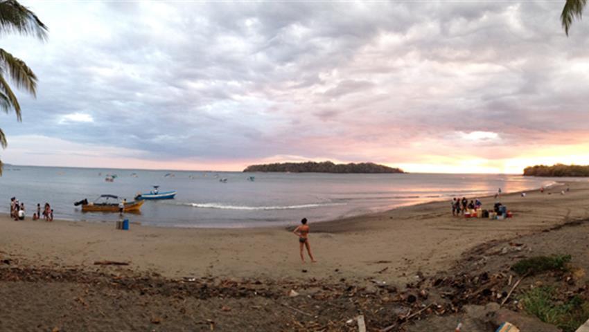 1, Tour de Paddle en Panamá