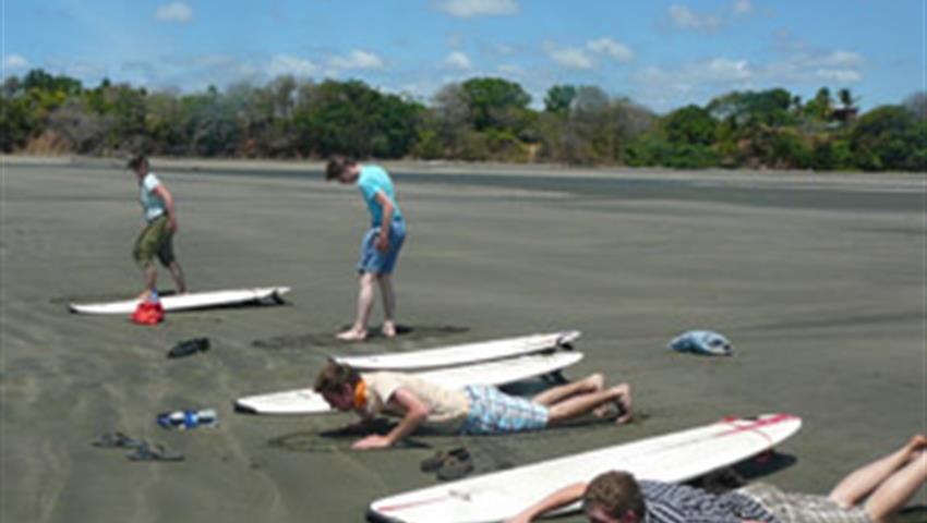2, Tour de Paddle en Panamá