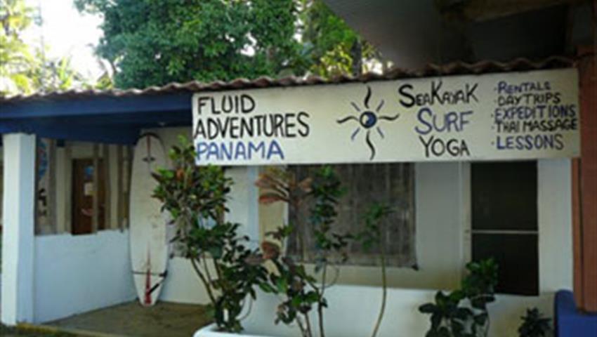3, Tour de Paddle en Panamá