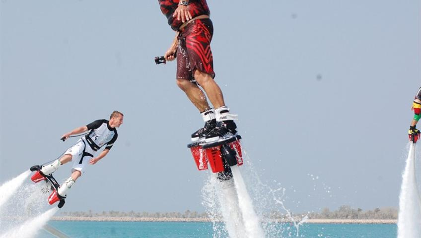flying up to 12 meters - tiqy, Flyboard