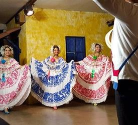 Folkloric Dance Lessons