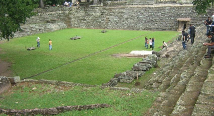 Following the Maya Path: Copan Ruins, Following the Maya Path: Copan Ruins