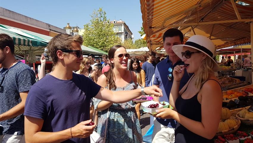 6, Food and Wine Tours in Nice's Old Town