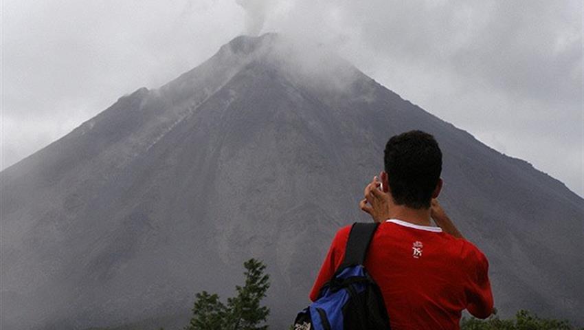 1, Arenal Volcano Hike Tour