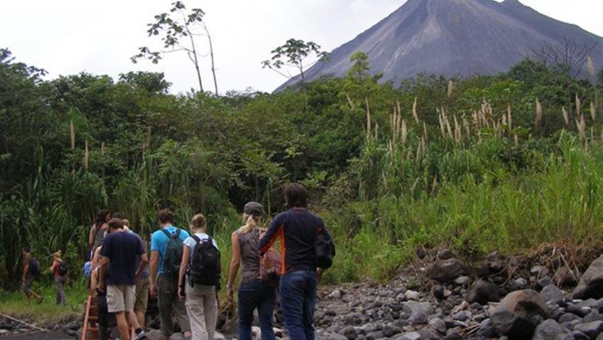 2, Arenal Volcano Hike Tour