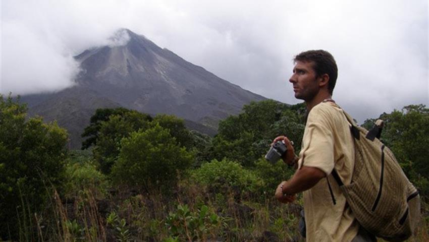 5, Arenal Volcano Hike Tour