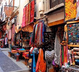 Albayzín Barrio Antiguo Árabe Gratis, Tours Gratuitos en España