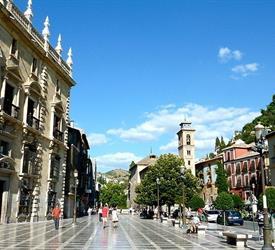 Free Granada Centre Walk, City Tours  in Granada, Spain