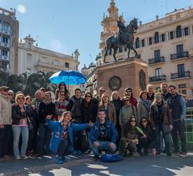 Free Walking Tour Cordoba