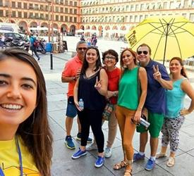 Free Tour in the Old Town, Walking Tours in Cordoba, Spain