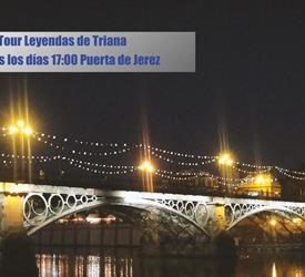 Free Tour Legends of Triana, Free Tours in Spain
