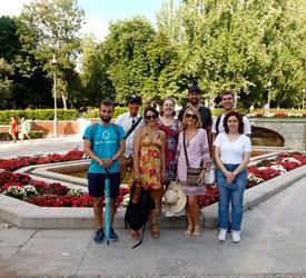 Tour Gratuito Madrid de los Borbones