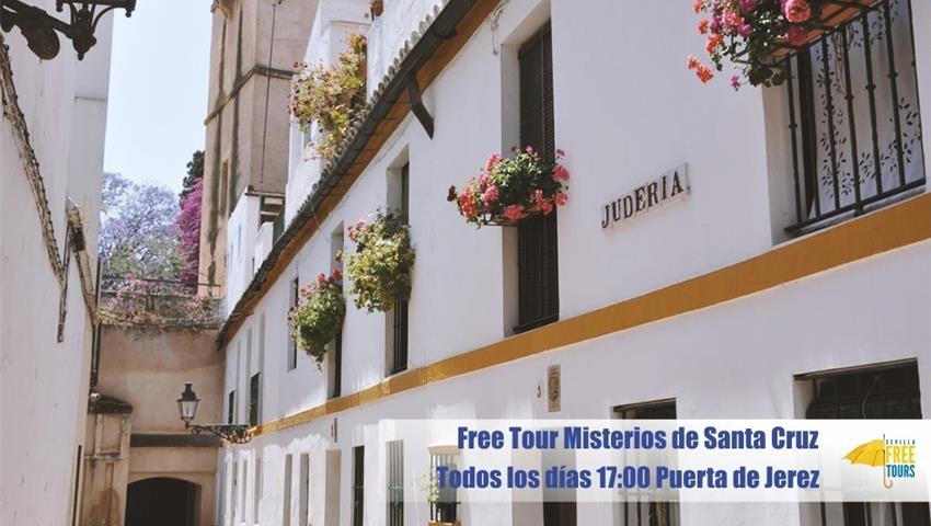 Misterios de Santa Cruz, Free Tour Mysteries of Santa Cruz