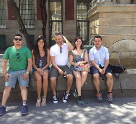 Free Tour of Barcelona