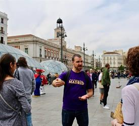 Free Tour of Madrid