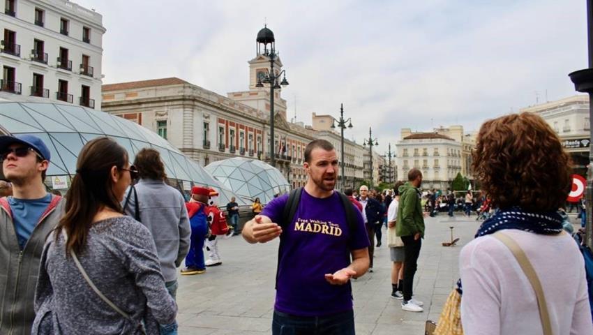 Free Tour of Madrid tiqy, Free Tour of Madrid