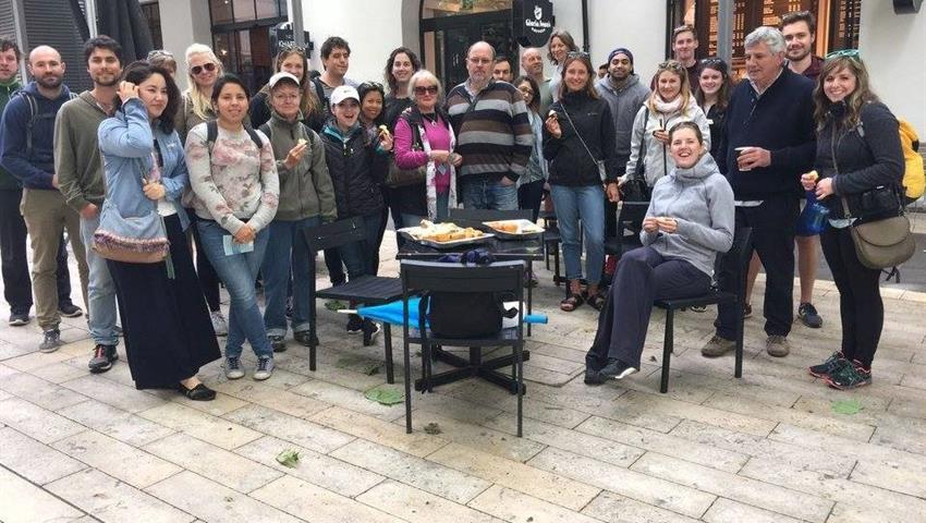group people tiqy, Free Walking Tour