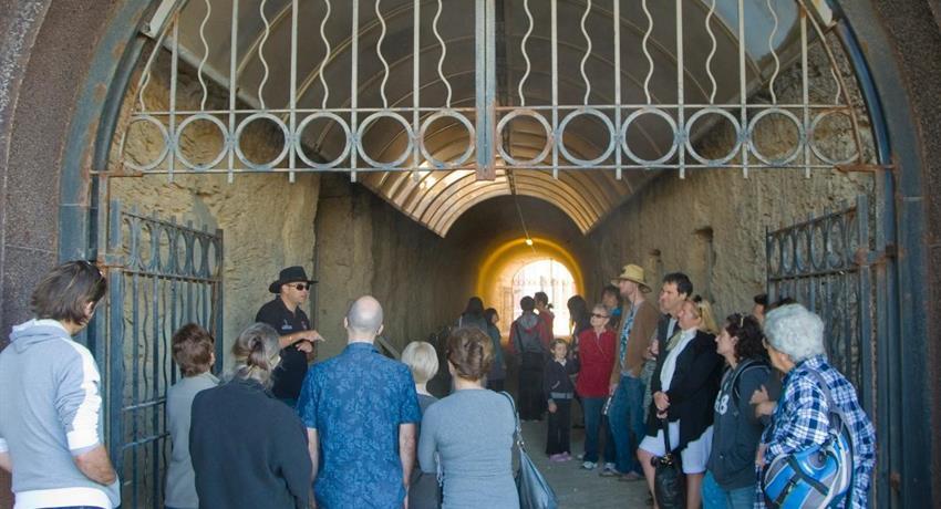 entrance tiqy, Fremantle Indigenous Heritage Tour