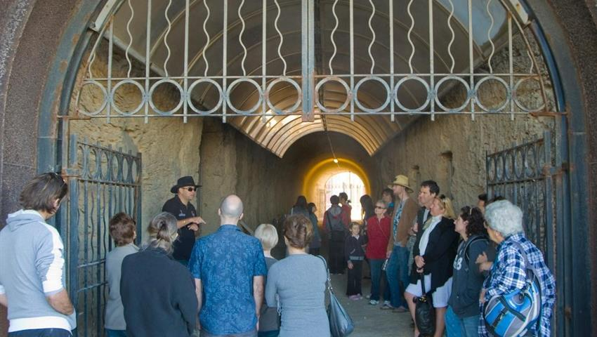 entrance tiqy, Fremantle Indigenous Heritage Tour