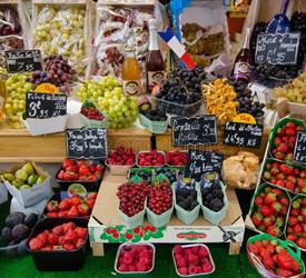 French Food Market Tour, Food Tours in France