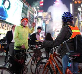 Friday Night Lights, Bike Tours in New York, United States