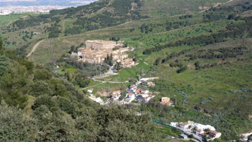 From San Nicolas Viewpoint to the Darro Valley, From San Nicolas Viewpoint to the Darro Valley