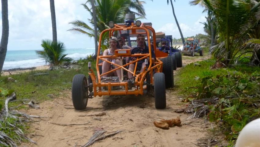 xtreme buggy adventure full day limon beach, Full Day Adventure for 3 adults in one Buggy