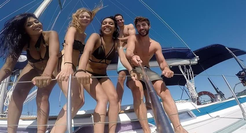 Full Day Sailing Aboard Flamenco tiqy, Full Day Sailing Aboard Flamenco