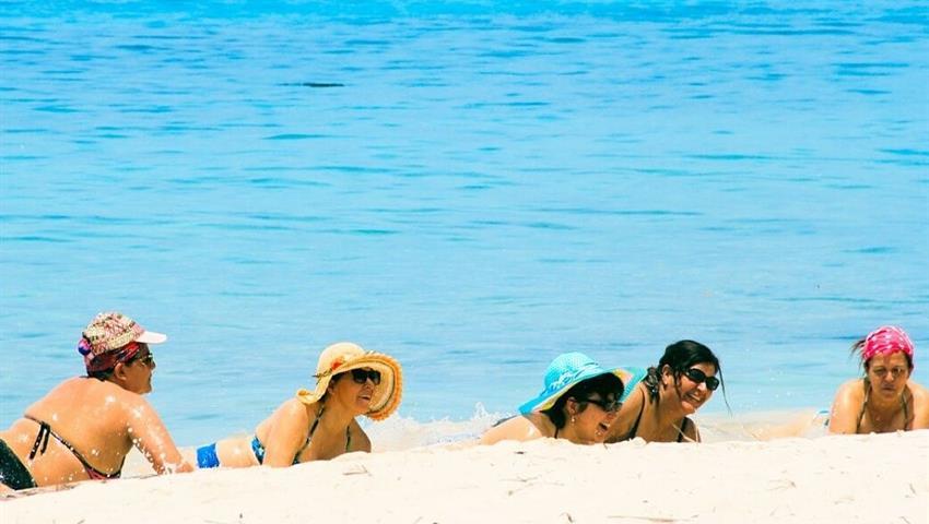 Sun tanning san blas tour, Full Day San Blas
