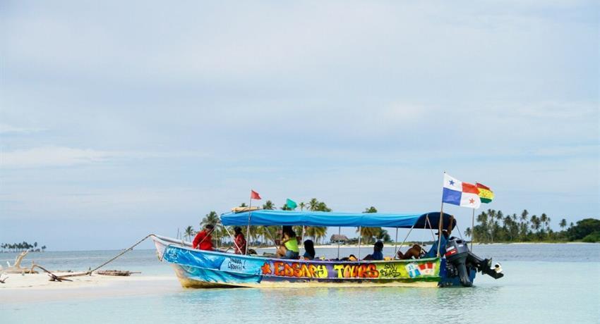 boat transport san blas full day tour, Full Day San Blas